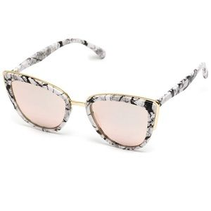 Anthropologie Marble Sunglasses